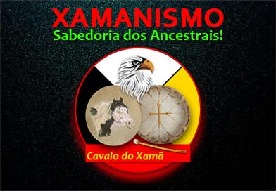 Xamanismo, Cavalo do Xamã, Tambores e Instrumentos Sagrados